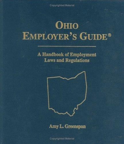 Ohio Employer's Guide by Aspen Publishers