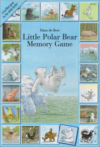 Little Polar Bear Memory Game by North-South Staff