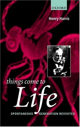Things Come to Life by Henry Harris