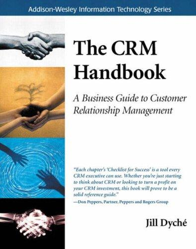 The CRM handbook by Jill Dyché