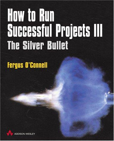 How to run successful project III by Fergus O'Connell