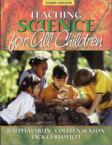 Teaching science for all children.