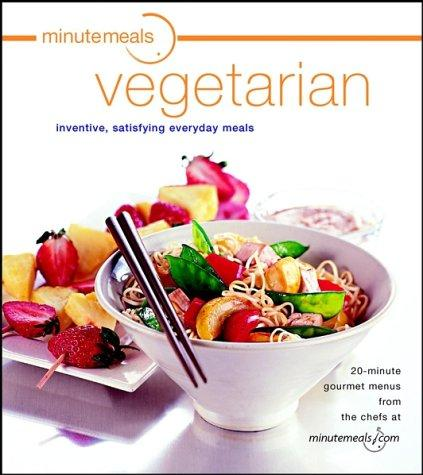 Minutemeals vegetarian by Evie Righter