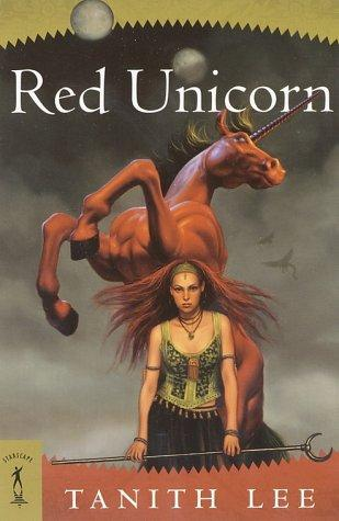 Red Unicorn (Starscape) by Tanith Lee