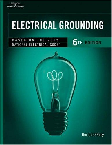 Electrical Grounding by Ronald O'Riley