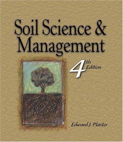 Soil Science & Management by Edward Plaster