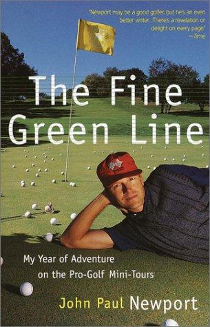 Fine Green Line by John Newport