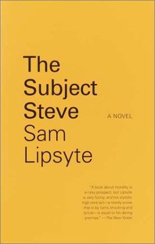 The Subject Steve