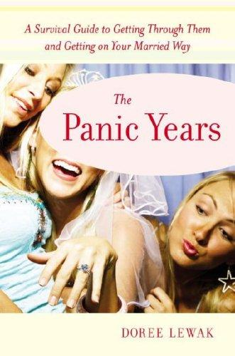 The panic years by Doree Lewak