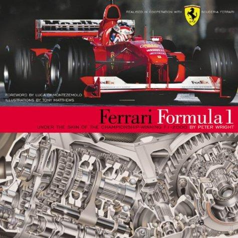 Ferrari Formula 1 by Peter G. Wright