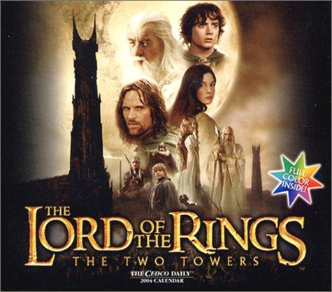 The Two Towers 2004 Boxed Daily Calendar (The Lord of the Rings) by Cedco Publishing