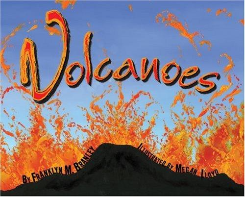 Volcanoes (Let's-Read-and-Find-Out Science 2)