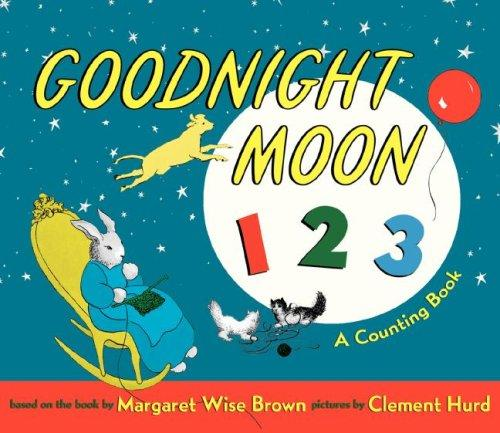 Goodnight Moon 123 Board Book by Margaret Wise Brown