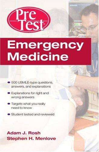 Emergency medicine by