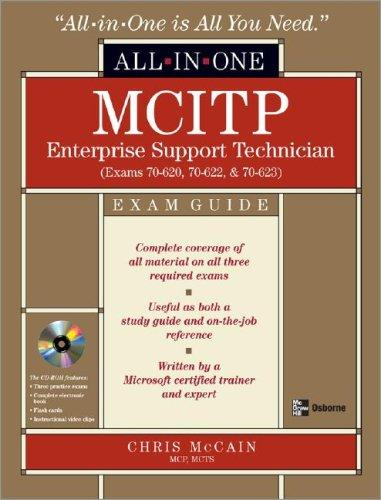 MCITP Windows Vista support technician by