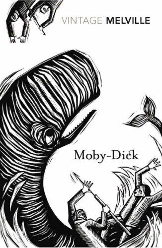 Moby Dick (Vintage Classics) by Herman Melville