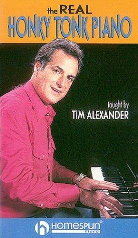 The Real Honky Tonk Piano by Tim Alexander