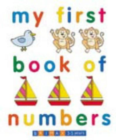 My First Book of Numbers by Neil Burden