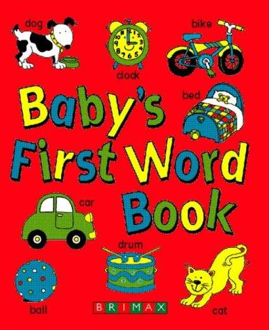Baby's First Word Book by Lorna Kent