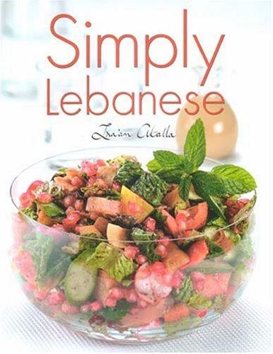 Simply Lebanese by Ina'am Atalla