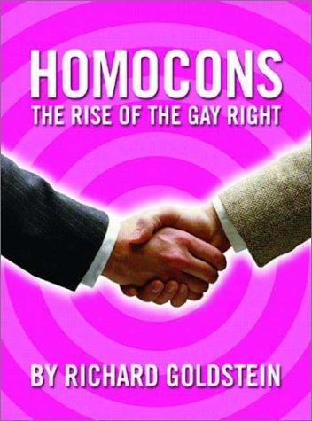 Homocons by Richard Goldstein