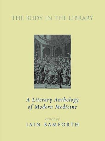 The Body in the Library by Iain Bamforth