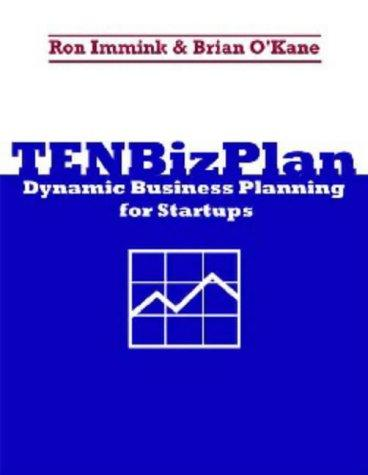 TENBizPlan by Ron Immink, Brian O'Kane