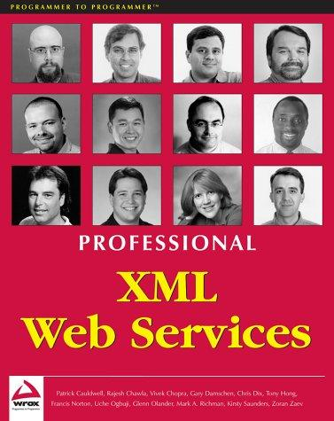 Professional XML Web Services by Patrick Cauldwell