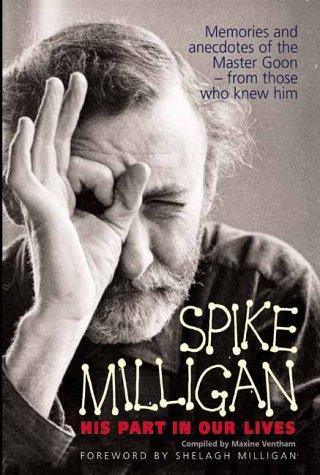 Spike Milligan by Maxine Ventham