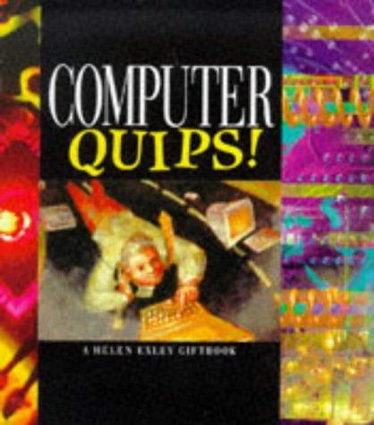 Computer Quips (Mini Squares) by Helen Exley
