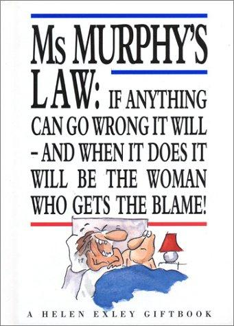 Ms. Murphy's Law by Faith Hines