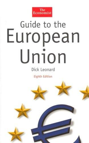 The Economist guide to the European Union