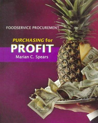 Foodservice procurement