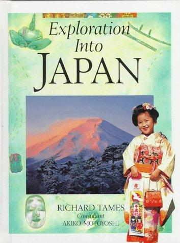Exploration into Japan by Richard Tames
