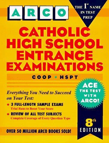 Catholic high school entrance exams