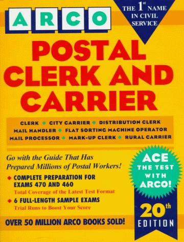 Postal Clerk and Carrier by Eve P. Steinberg
