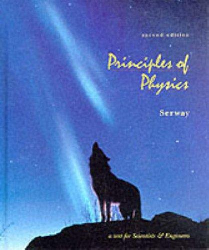 Principles of physics by Raymond A. Serway