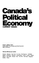 Canada's political economy by Grant L. Reuber