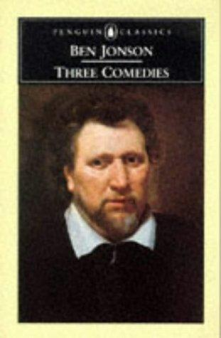 Three Comedies by Ben Jonson