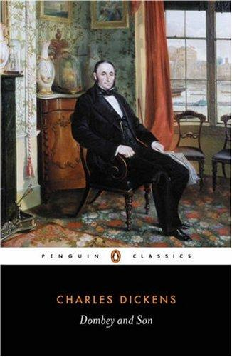 Dombey and Son by Charles Dickens ; edited with an introduction and notes by Andrew Sanders.