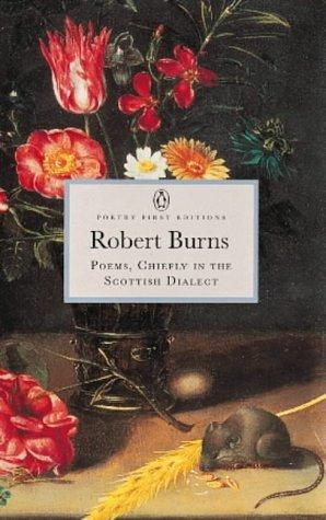 Poems Chiefly in the Scottish Dialect by Robert Burns