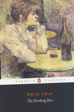 The Drinking Den by Émile Zola