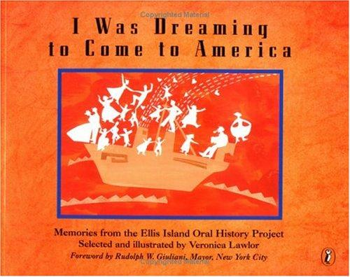 I Was Dreaming to Come to America by Veronica  Lawlor