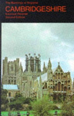 Cambridgeshire (Buildings of England) by Nikolaus Pevsner