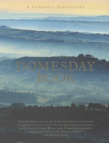 Domesday Book (Alecto Historical Editions) by Alecto Historical Editions