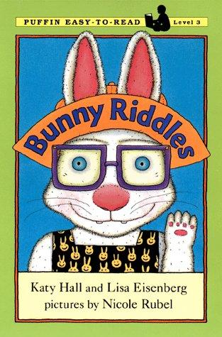 Bunny Riddles by Katy Hall