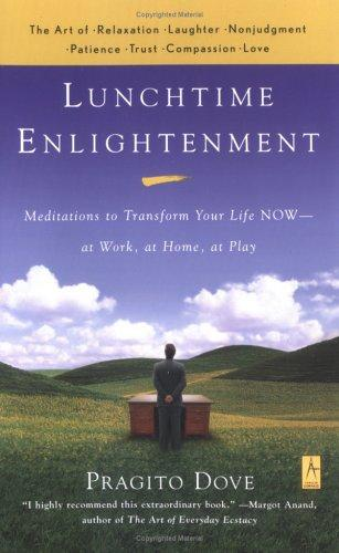 Lunchtime Enlightenment by Pragito Dove