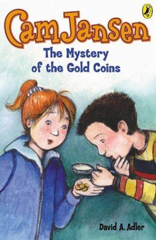 Cam Jansen & the Mystery of the Gold Coi (Cam Jansen) by David A. Adler