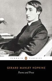 Gerard Manley Hopkins: