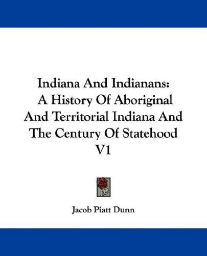 Indiana And Indianans